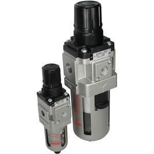 AW10~40(K), Modulare Filter-Regler, Sonderfiltration