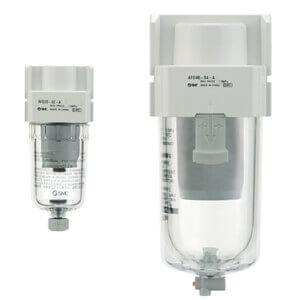 AFD20-40-A, Wartungsgeräte (neue FRL) in Modulbauweise, Submikrofilter