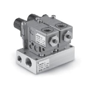 ALIM1000/1100, Impulsöler-auf Mehrfachanschlussplatte