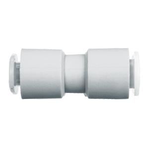KGH-DD, Steckverbindung, Edelstahl, Gerade Verbindung für unterschiedliche Schlauchdurchmesser