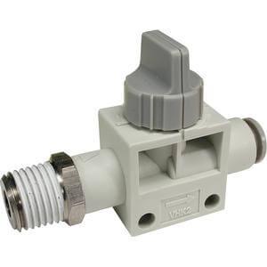VHK*, Ručně ovládaný 2/2 a 3/2 ventil