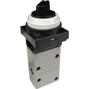 VM400, Řada 400, Mechanicky / ručně ovládaný 3/2 ventil