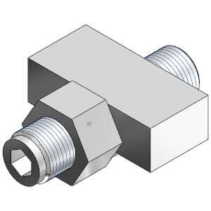 MXQ-Z(DS), Accessory, Stroke Adjuster, Metal Stopper, Extension stroke end