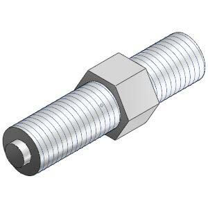 MXQ-Z(AT), Accessory, Stroke Adjuster, Rubber Stopper, Retraction stroke end