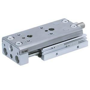 MXQ*Z, Pneumatischer Kompaktschlitten, Höhenkompatible Ausführung (Neue Serie)
