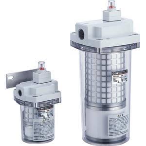 AMP, Filterschalldämpfer