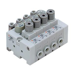 ARM5B, Blok modulárních regulátorů tlaku, individuální přívod vzduchu