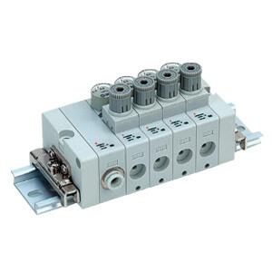 ARM5A, Blok modulárních regulátorů tlaku, společný přívod vzduchu
