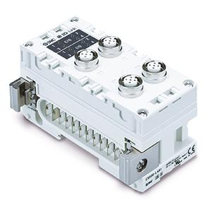EX600, IO-Link Master Unit