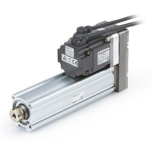 25A-LEY, Elektrischer Zylinder, AC-Servomotor, Trockenräume