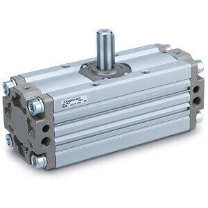 C(D)RA1-Z*30-100, Rotary Actuator, Rack & Pinion, Standard