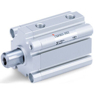 10/11-C(D)Q2, Compact Cylinder, Double Acting, Single Rod, Clean Series