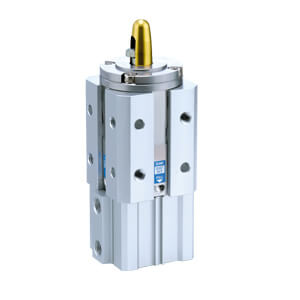 CLKQ, Pin Clamp Cylinder with Lock