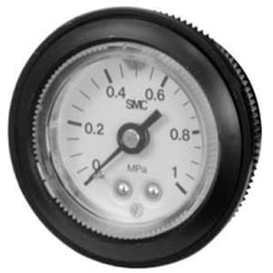 G(A)46, Manometer für Standardanwendungen Mit Grenzwertanzeige Mit Gehäusering-Einheit (A.D. 42)