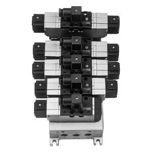 VV72, Mehrfachanschlussplatte für Serie VS7-8