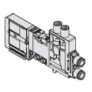 SJ3*60-S, Ventil der Serie SJ3000 mit Drosselrückschlagventil