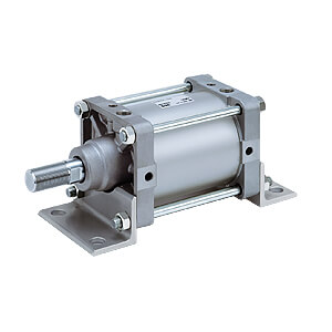 C(D)S2, Air Cylinder, Double Acting, Single Rod