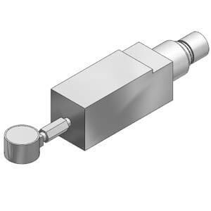 ARB350-00, Vestavěný regulátor tlaku pro V(P/S/Q)7-8