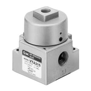VTA315, Pneumatisch betätigtes 3/2-Wege-Ventil