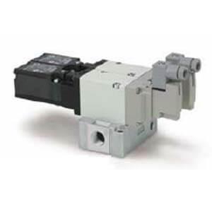 VP544/744-X538, Dual Residual Pressure Release Valve, 3 port Solenoid Valve, ISO13849-1