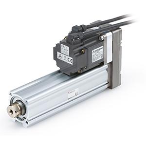 LEY, Elektrischer Zylinder, AC-Servomotor (100/200W)