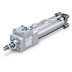 C96N(D), ISO-Zylinder 15552, doppeltwirkend, einseitige / durchgehende Kolbenstange mit Verriegelung