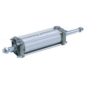 C(D)A2W-Z, Air Cylinder Standard Type, Double Acting Double Rod