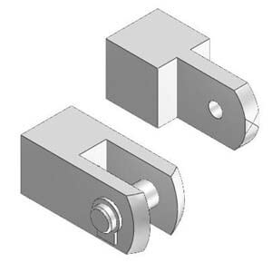 CJ5, Accessory, Knuckle Joints