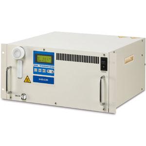 HECR, Regulator temperatury medium systemu Peltiera, do montażu w standardowym stojaku (chłodzenie wodą)