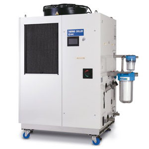 HRL, Dual Channel Refrigerated Thermo-chiller for Lasers