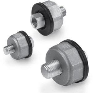 JT, Kompenzační hlavice, kompaktní provedení s nízkou hmotností