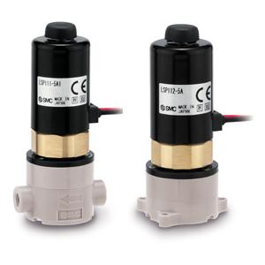LSP, Pompe de distribution de liquide
