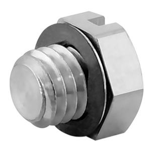 M5P, Miniatur-Verschraubung - Stopfen