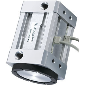 MHM-X6400, Magnetgreifer