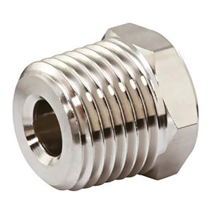 MS5B, Miniaturverschraubung, SUS316 - Gerade Verschraubung Reduktion