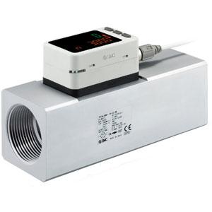 PF3A7*H, Digitaler Durchflussschalter für großen Volumenstrom