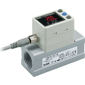 PFMC, Digital Flow Switch, 3-Color Display