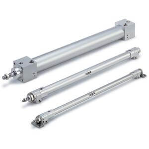 RHC, High Power Cylinder, Double Acting, Single Rod