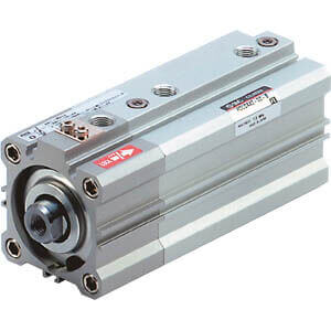 R(D)LQ Compact Cylinder with Air Cushion and Lock