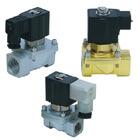 VXZ22/23, Elektromagnetický nepřímo ovládaný 2/2 ventil, samostatný, nulový diferenční tlak