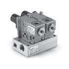 ALIM1000/1100, Impulse Lubricator Manifold