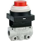 VM100, 100 Series 2/3 Port Mechanical Valve