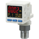 ISE20C(H), High-Precision, Digital Pressure Switch for General Fluids
