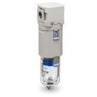 AMD30, Compressed Air Preparation Filter, Micro Mist Separator Compliant with ISO 8573