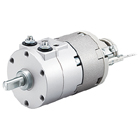 CRB-B/CRB-C, Rotary Actuator With Vertical Auto Switch Unit and Angle Adjustment Unit