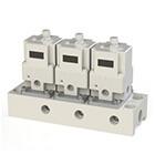 IITV20, Manifold, Electro-Pneumatic Regulator