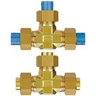 KFT-00, Klemmverbindungen, T-Steckverbindung