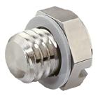 MS5P, Miniatur-Verschraubung, SUS316 - Stecker