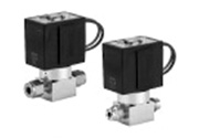 XSA, Normally Closed, High Vacuum Solenoid Valve