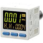 ZSE20C(F), High-Precision, Digital Pressure Switch for General Fluids